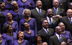 Washington Performing Arts Men and Women of the Gospel Choir