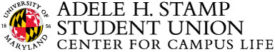 Adele H. Stamp Student Union - Center for Campus Life logo